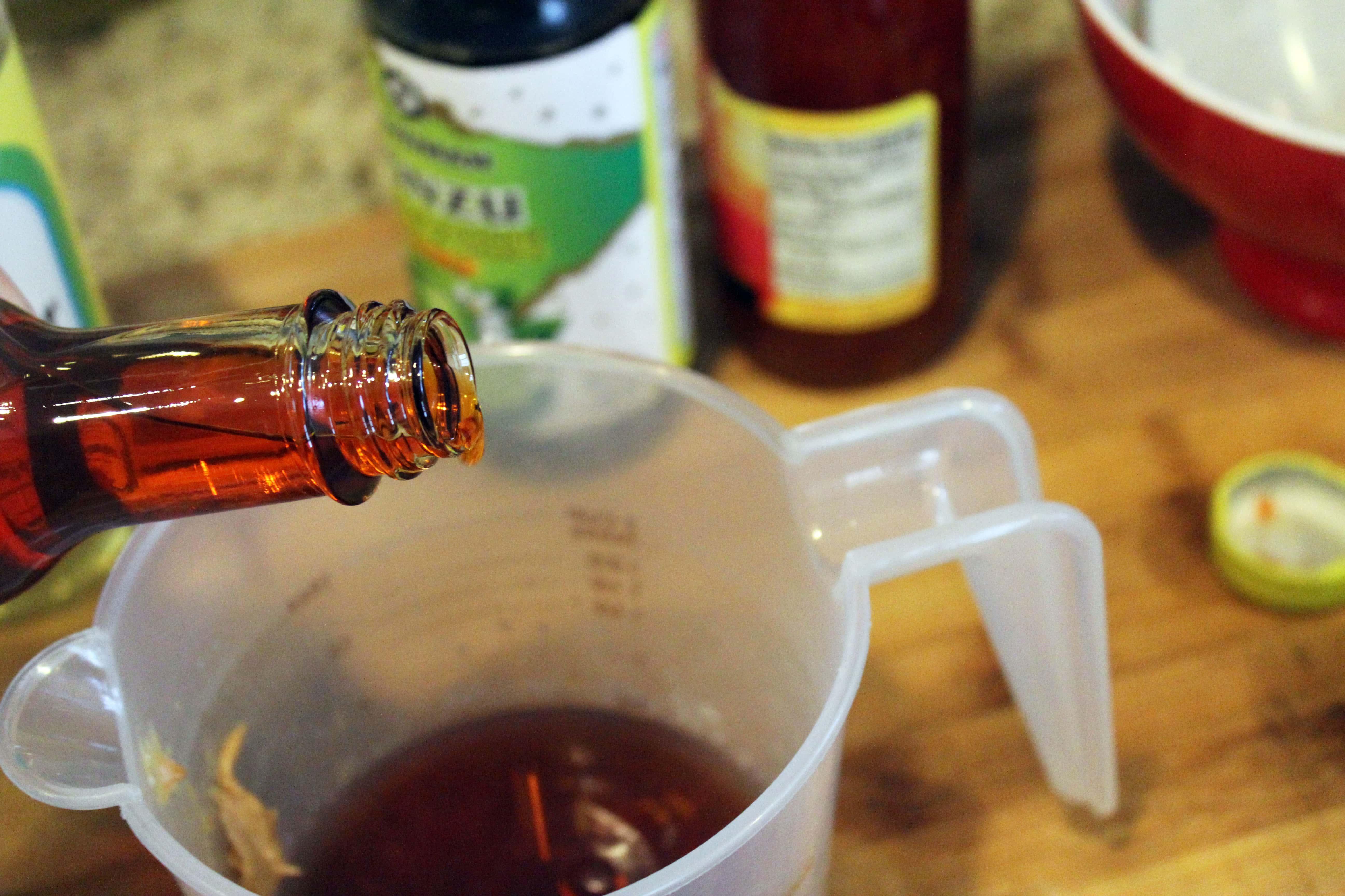 Drip chili oil to taste