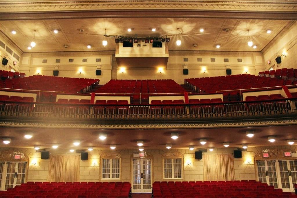 Pretty auditorium