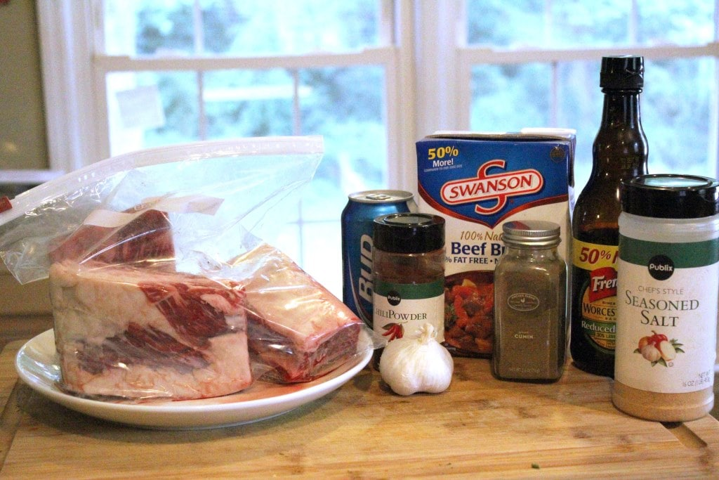 Carnita ingredients