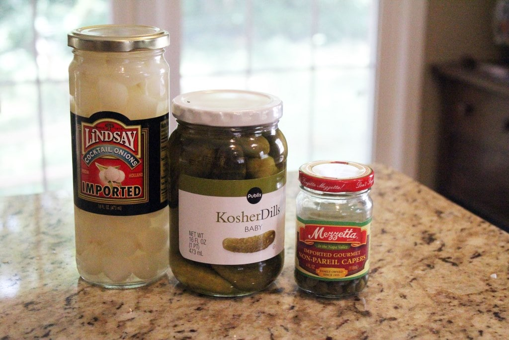 Optional pickles