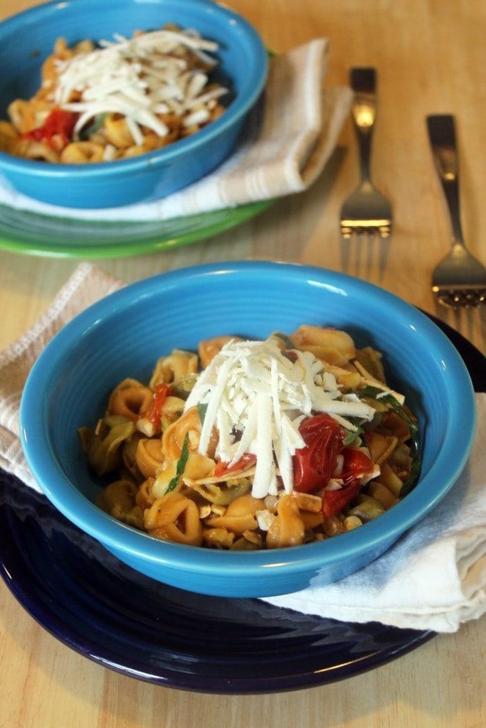 Vertical pasta