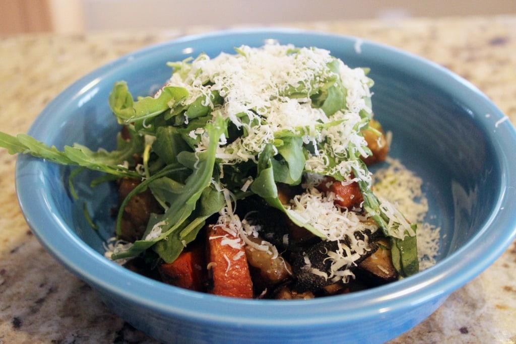 Salad Option
