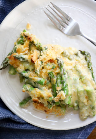 Easy Asparagus Casserole