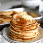Perfect Pancakes from funnyloveblog.com