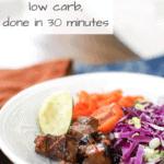 Easy Marinated Steak Bites