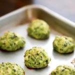 Gluten Free Chicken Kale Meatballs