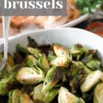 Best Crispy Brussels Sprouts Recipe