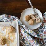 Basic Gluten Free Turkey Meatballs for Meal Prep